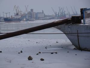 Ренийский порт возвращается в 1998 год: началась задержка зарплаты