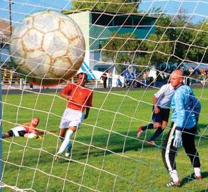Футбол возвращается в Измаил