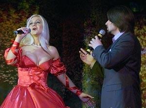 """На """"Новой волне-2007"""", как и на Евровидении, украинцы стали вторыми"""