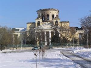 Болградский собор после пожара продолжает действовать