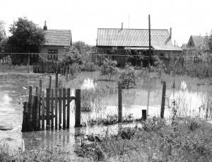 В Рени - снова наводнение