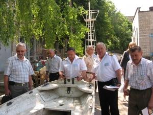 Представители системы морского образования юга Украины изучают Манильские поправки