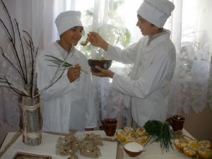 Клуб по интересам: конкурс кулинаров