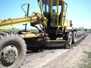 Дождались: ремонтируется автотрасса Рени - Измаил