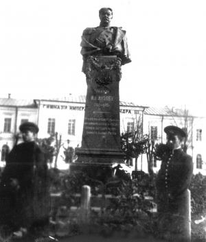 ВБолграде будет восстановлен памятник Инзову
