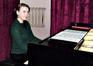 Светлана Гололобова и её музыка
