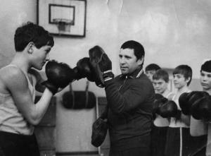 Крестный батько измаильского бокса