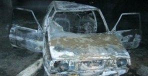Парень сдевушкой заживо сгорели вдвижущемся авто