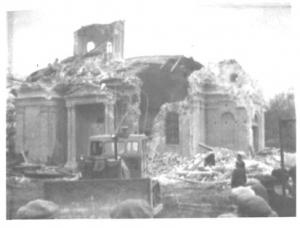 Храмы разрушенные, нонезабытые. Армянская церковь