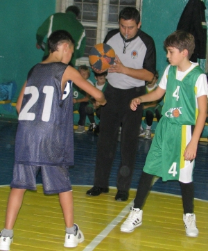 Баскетбол напризы «Fest»