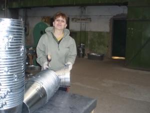 Завод оцинкованной посуды— «Металлист»— «Истр»