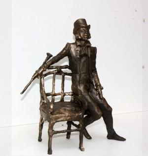 Памятник Пушкину можно установить уздания университета