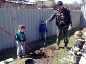 Лесное хозяйство— малышам