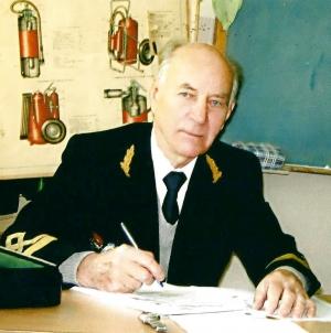 Виктор Стеценко. Отец лихтеровозной системы