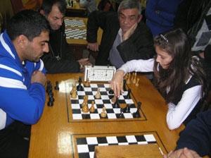Из шести призовых мест - пять достались измаильским шахматистам