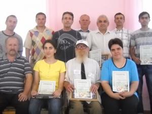 Шахматные баталии в Болграде
