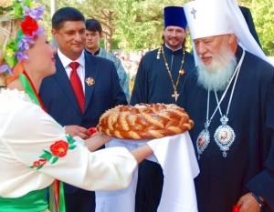 Митрополиту Агафангелу - 75 лет