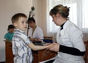 Чем болеют наши дети?
