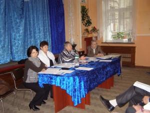 Семинар для профсоюзного актива лечебных учреждений Измаила