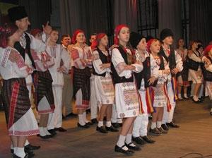 Национальный День Румынии в Измаиле