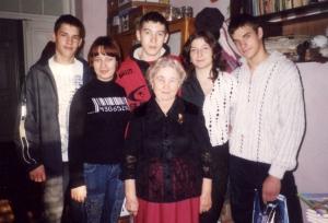 Евдокия Масленникова. Просто праведник