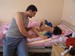 В Измаильском перинатальном центре за грудное вскармливание!