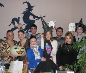 Хэллоуин по-библиотечному