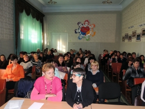 В Измаиле стартовал конкурс «Учитель года-2014»