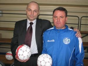 Измаил - лучший в области и один из лучших в Украине в деле развития мини-футбола