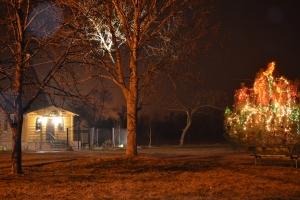 Новогодняя ночь в Южном