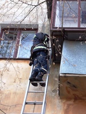 Пожилую измаильчанку выручали спасатели