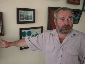 Валерий Кожокару: гусар с лопатой археолога и клоун с мудрой душой