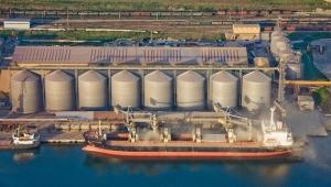 Молдавская Rusagro-prim планирует построить зернотерминал в порту Рени