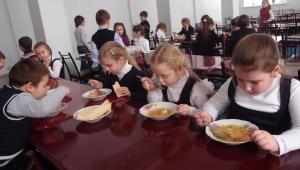 Как питаются дети в наших школах?