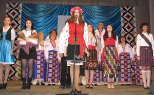 Дворец Шевченко пел славу Шевченко