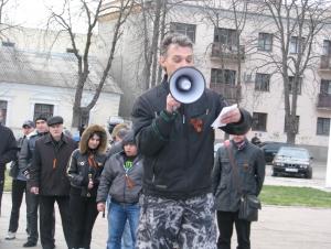 Русскую весну провели в Измаиле