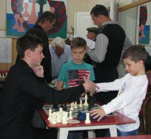 На Кубке шахматной федерации