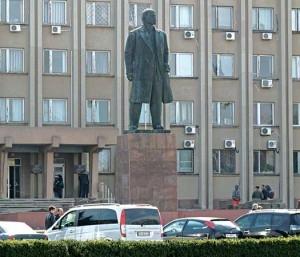 А Ленин, в общем-то, и ни при чём