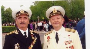К 80-летию Ростислава Сойко, или Семь футов под килем, морской волк!