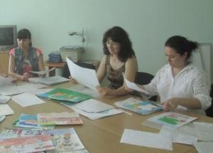 Дети рисовали профессии