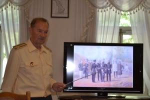 Из истории пограничной стражи в Измаиле