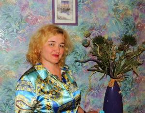 Татьяна Полякова. Увлечённая творчеством
