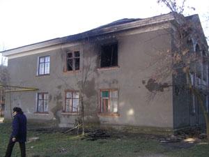 Двое детей спасены  из огня