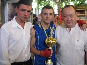Турнир Александра Суворова и его герой, или Михаил Дога - чемпион и обладатель кубка мэра