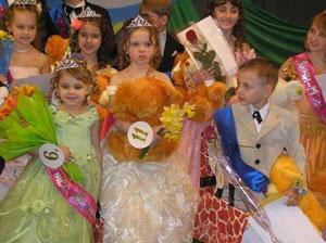 О сказочном шоу маленьких принцесс  и принцев