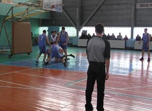 Лучшие баскетболисты Измаила учатся в ИВПУ