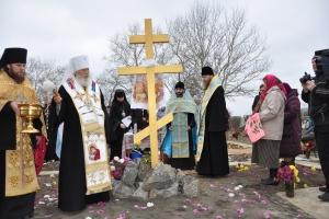 Митрополит благословил строительство церкви в Дунайском
