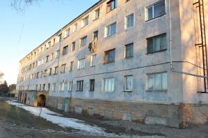 Город готовится взять на баланс ещё три общежития