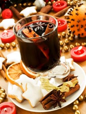 Попробуйте приготовить глинтвейн - напиток для души и тела