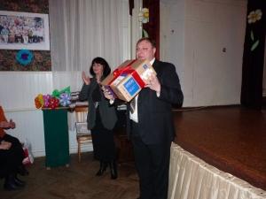 """Клуб """"Вечная молодость"""" получил подарок от Благотворительного фонда Урбанского """"Придунавье"""""""